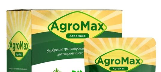 Биоудобрение AgroMax в Сыктывкаре