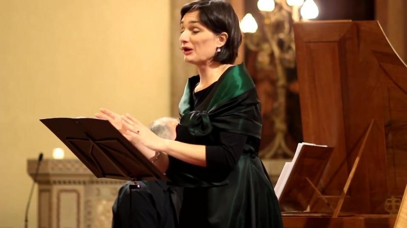Tarquinio Merula - Canzonetta spirituale sopra la Nanna - Monica Piccinini - La Venexiana [Claudio Cavina]