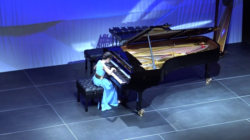 22.09.2018 Alexandra Dovgan' at Moscow concert hall Zaryadye, Smaller Performance Hall