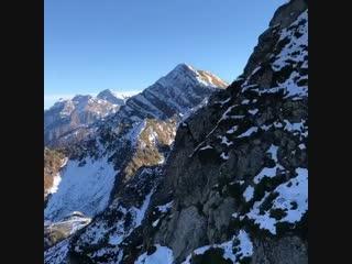 Красота гор в сочи