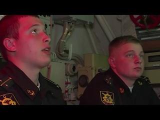 экипаж подлодки Ростов на Дону ЧФ выполнил экстренное погружение в Черном море