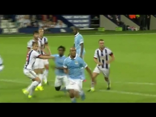 Off to a flyer at The Hawthorns three years ago... onthisday mancity