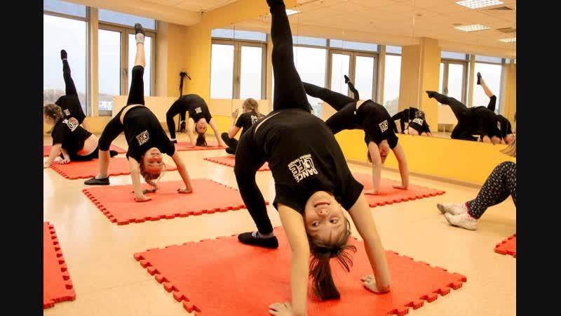Съёмки клипа в филиале Мега Гринн Dance Life студия танцев для детей в Белгороде Танцы гимнастика