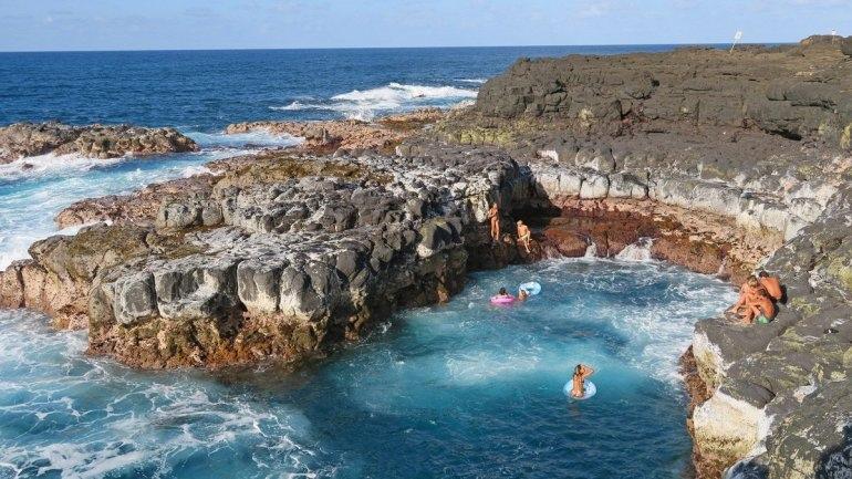 Ванна Смерти на острове Кауаи, изображение №4