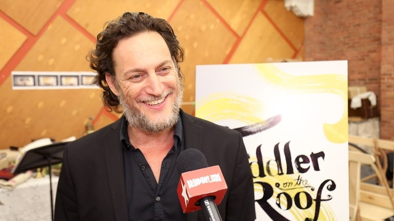 Toast to Life with Yehezkel Lazarov the Cast of the FIDDLER ON THE ROOF Tour