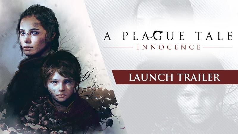 A Plague Tale Innocence - Релізний трейлер