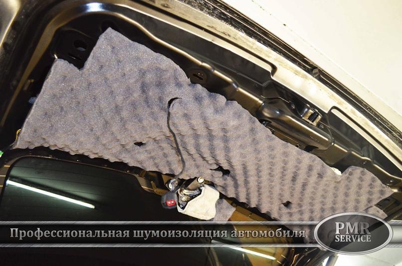 Шумоизоляция Ford Explorer, изображение №10