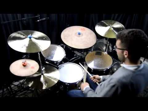 Eliseo Bancheri Ospite di Diril Cymbals Italia