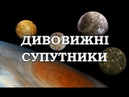 Дивовижні супутники
