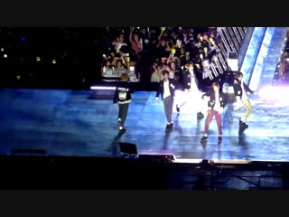 fancam 190119 NCT DREAM We Go Up @ SMTOWN in Chile D-1