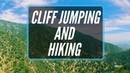 Cliff Jumping and Hiking In The Mountains - Solo Van Life