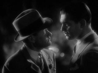 """Кларк Гейбл в фильме """"Это случилось однажды ночью"""". (Комедия,мелодрама,США,1934)"""