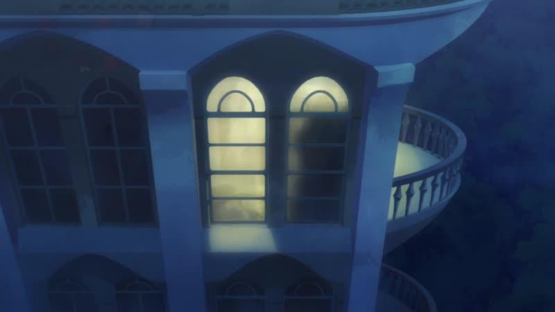 AniDub Академия ведьмочек Little Witch Academia 23 из 25 Oriko Sonata Jade Trina D Azazel