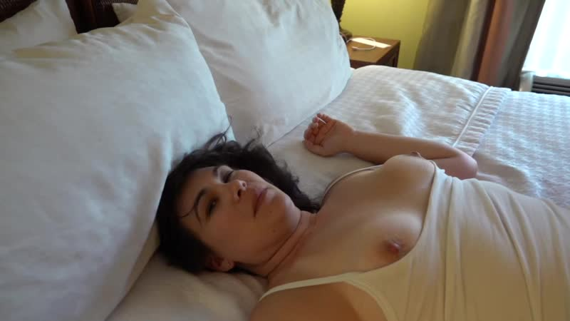 Wife Fucks Husbands Friend and gets Two Loads