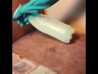 Грязный диван Не проблема, почисти и станет как новый!