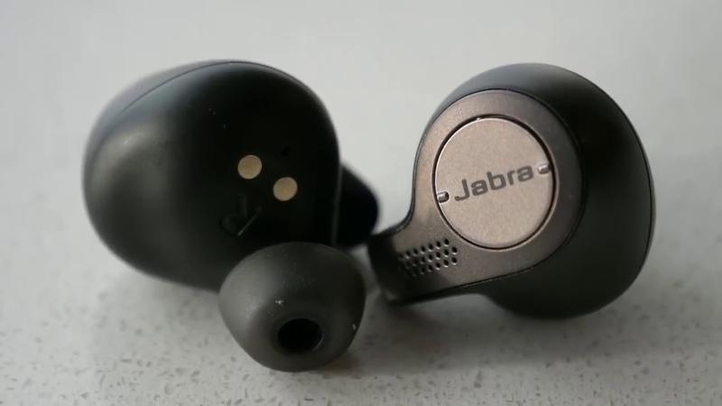 Беспроводные наушники JABRA Elite 65t