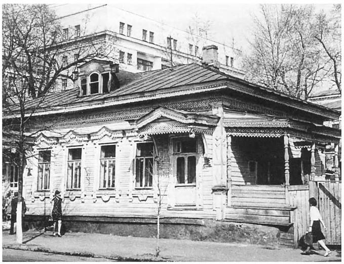 Деревянные здания старой Вятки. 7 утраченных шедевров архитектуры., изображение №31