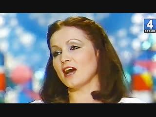 А музыка звучит - София Ротару 1983 (А. Мажуков - Н.Зиновьев)