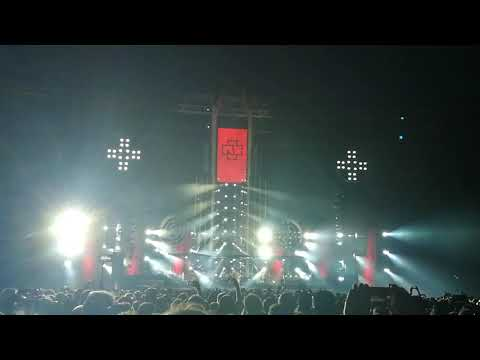 Rammstein - Links 2-3-4 - Chorzow 2019