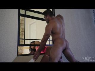 Miran _damien stone - 1080p (красотки shemale | трансы ts ladyboy трапы sissy trap crossdresser tranny porno sex anal)