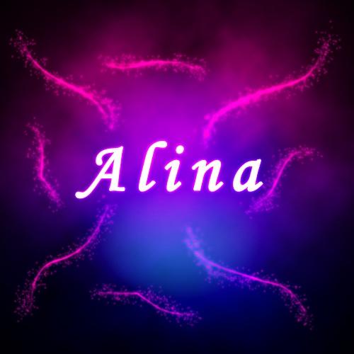 счастья удачи, картинки с именем алина красивые этом случае
