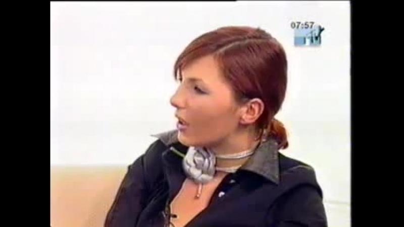 Любимые клипы Ю-Питера на MTV 2002