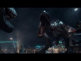 Мегалодон из фильма МЭГ: Монстр глубины.