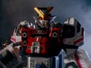 Power Rangers Turbo All Megazord Fights Episodes 3 45