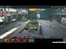 WoT Blitz - [M6A2E1 и 59-Patton] - ФАРМИМ БАБКИ НА AMX 50B