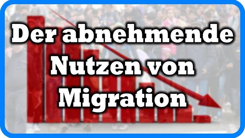 Kulturelle Vielfalt Warum der Nutzen von Migration zwangsläufig abnimmt (und oft negativ wird!)