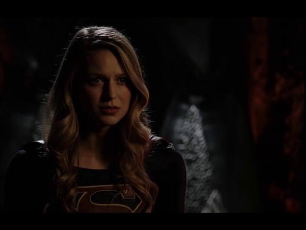 Supergirl 3x03 Deleted Scenes J'onn Kara