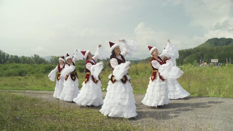 Танец (Казахская народная музыка - Камажай)
