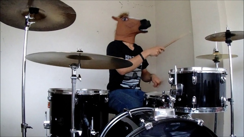 Fall Out Boy This Ain't A Scene It's An Arms Race Drum Cover