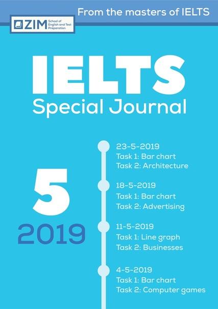 ielts special journal 2019 05