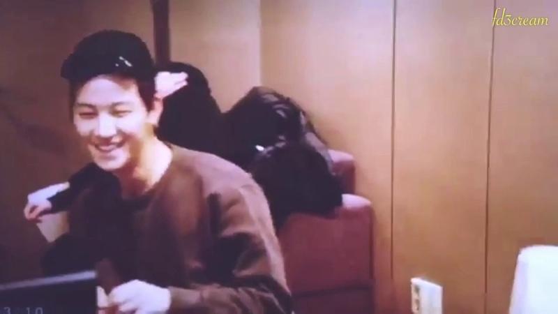 GOT7 MEET ME Recording Youngjae Cut MYSWAGGER MEETME