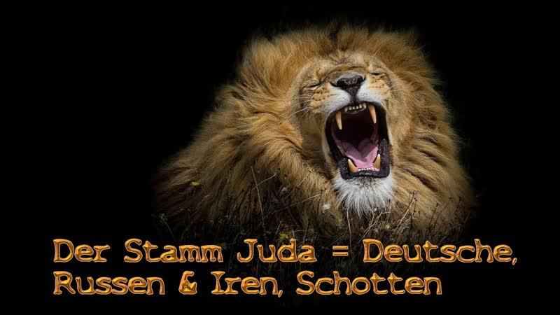Der Stamm Juda (= Deutsche, Russen Iren, Schotten)
