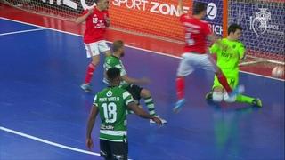Liga Sport Zone: SL Benfica 4 - 3 Sporting CP