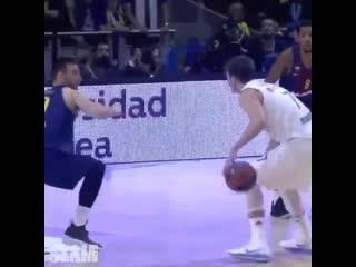 ДОНЧИЧ ДО ТОГО КАК ПОПАЛ В НБА