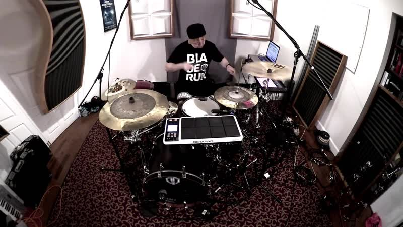 KJ Sawka x Noya Rising Sun Drum Remix Video