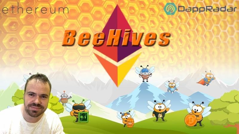 BeeHives 🐝 Ethereum Dapp Launches 6pm UTC Wednesday