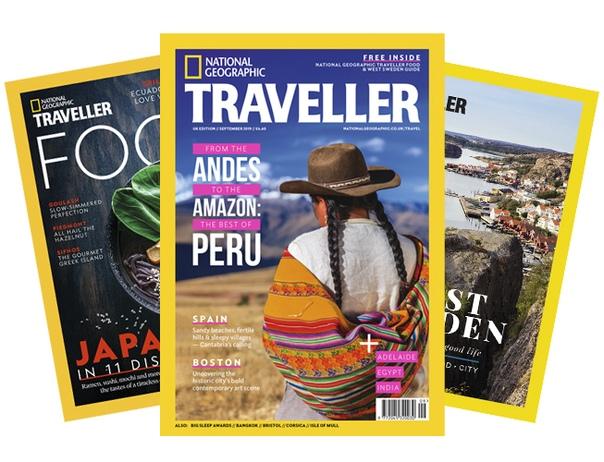 2019-09-01 National Geographic Traveller UK UserUpload