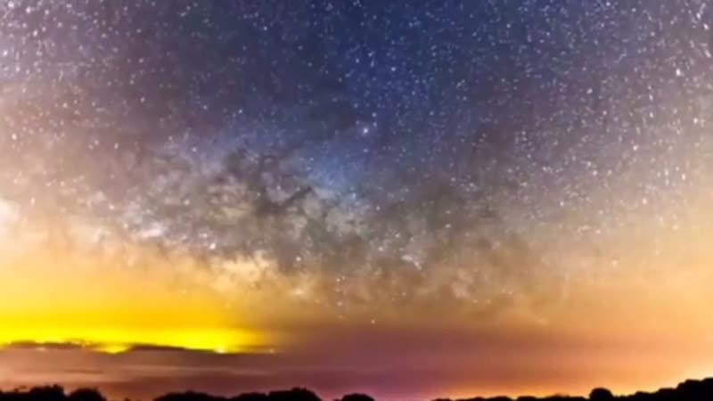 Katt Матвеева Время electrostihi видеоряд Полёт сквозь вечность