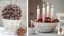 Niesamowite pomysły na ozdoby i dekoracje z szyszek 4