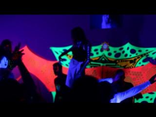 LIGHT FLUOR DANCE