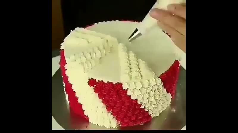 Идеи декора тортов