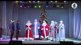 Утренний заряд с главными новогодними волшебниками / Доброе утро, Приднестровье!
