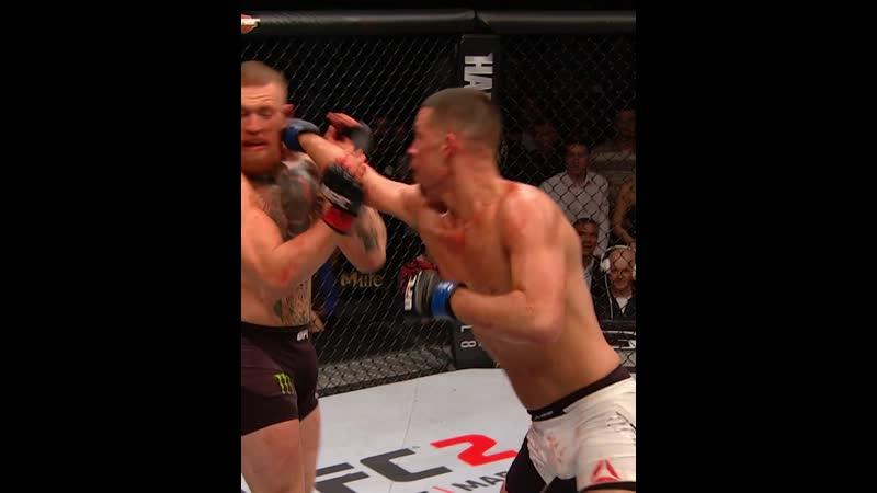 Ровно 4 года назад Нейт Диаз шокировал мир на UFC 196 🙌👍👏👍