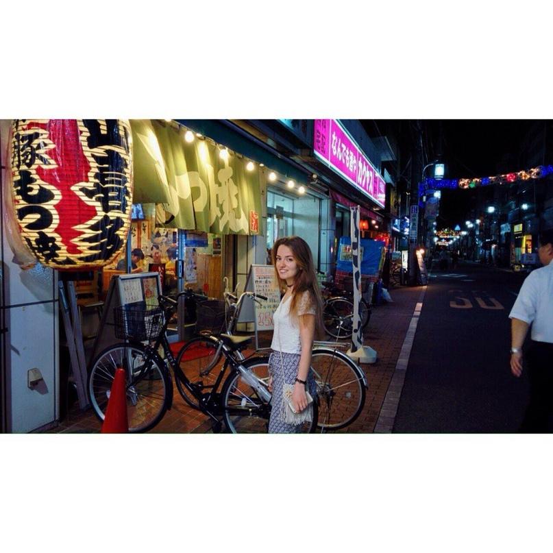 Маргарита в Японии