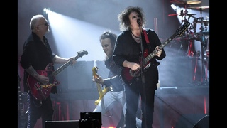 The Cure  A Forest  Hall of Fame