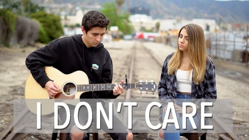 I Don't Care Ed Sheeran Justin Bieber cover by Kyson Facer Jada Facer